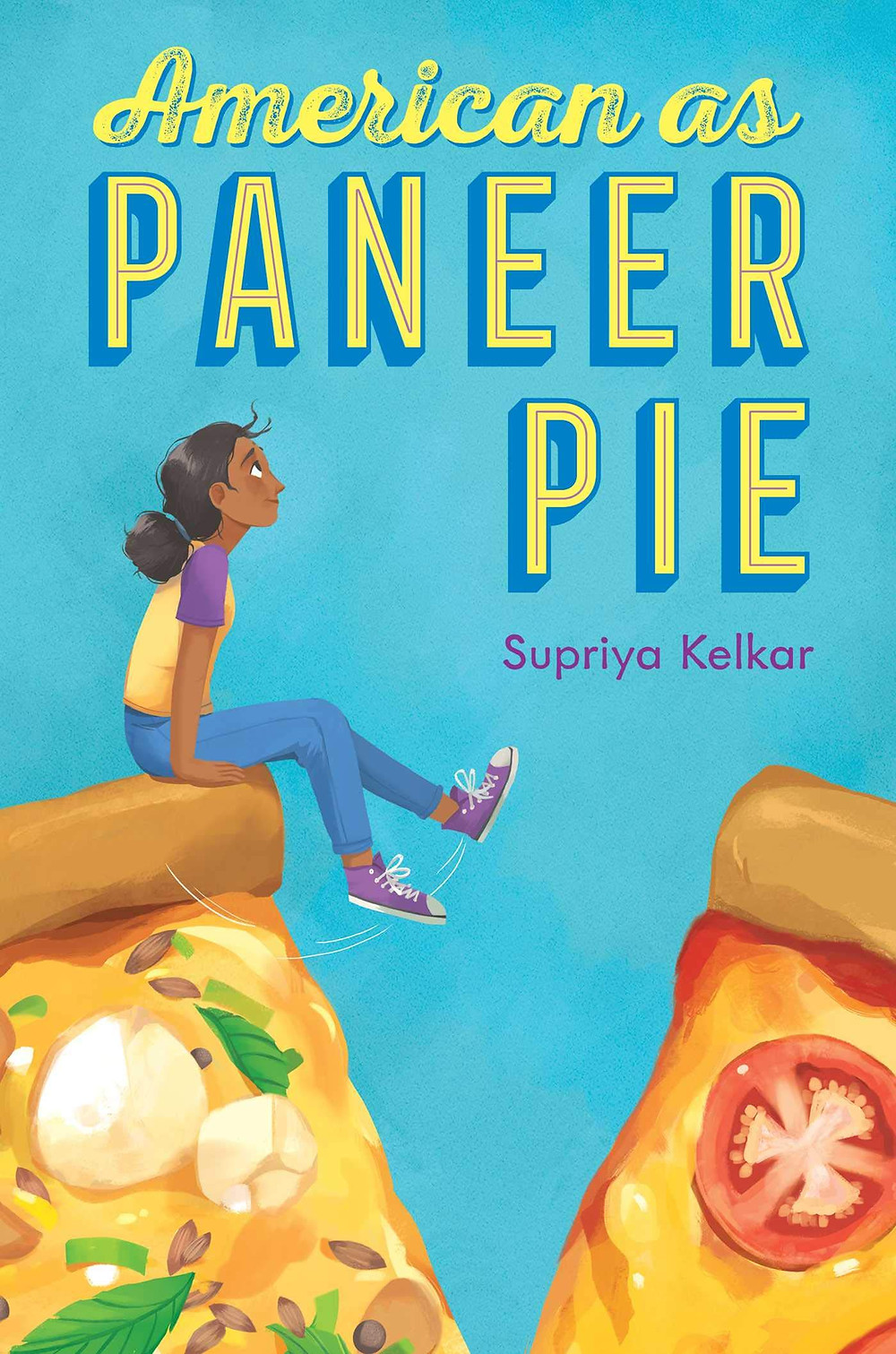 American as Paneer Pie by Supriya Kelkar