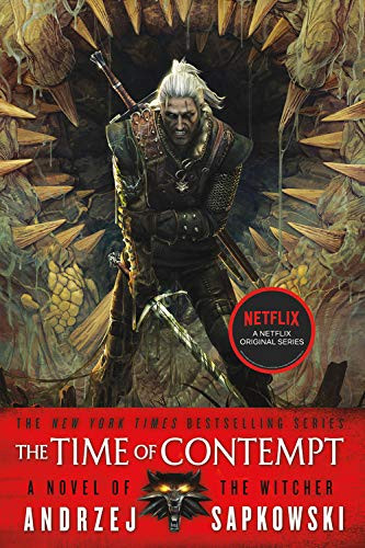 Time of Contempt by Andrzej Sapkowski - Book Review