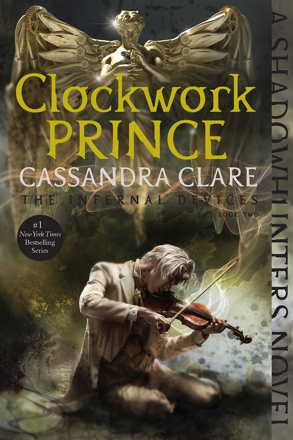 Book Review of Clockwork Prince by Cassandra Clare