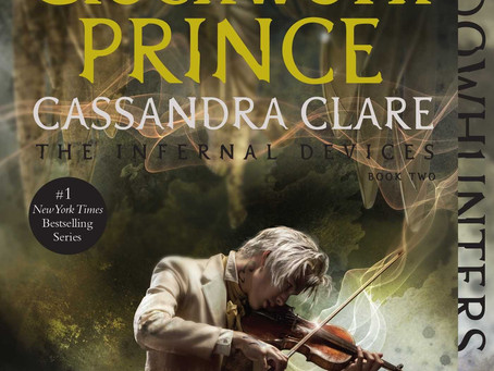 Clockwork Prince by Cassandra Clare - Book Review
