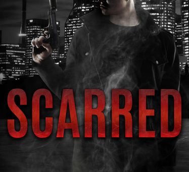 Scarred by Damien Linnane - Book Tour