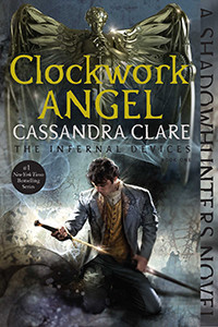Behind the Pages Reviews Clockwork Angel by Cassandra Clare