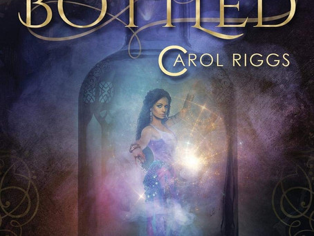Bottled by Carol Riggs | Book Review