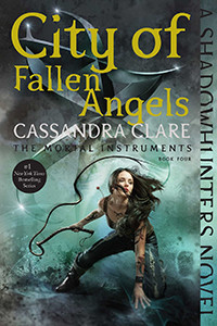 City of Fallen Angels by Cassandra Clare | Book Review