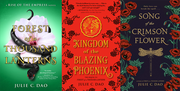 Rise of the Empress Series by Julie C Dao | Top 5