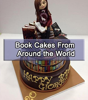 Book Cakes From Around the World