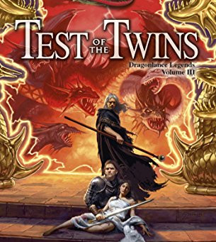 Test of the Twins by Margaret Weis and Tracy Hickman | Book Review