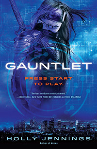 Gauntlet by Holly Jennings - Book Review