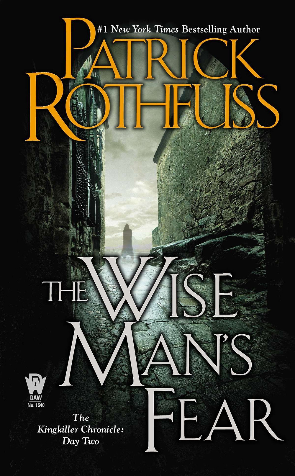The Wise Man's Fear by Patrick Rothfuss | Top 5 Book Quotes