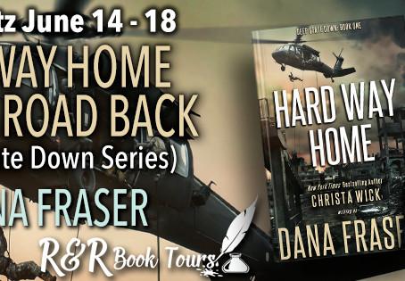 Deep State Down Series |  R & R Book Tours
