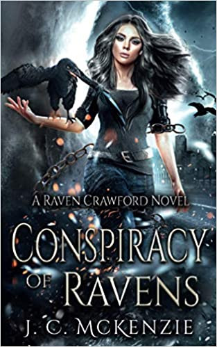 Conspiracy of Ravens by J. C. McKenzie