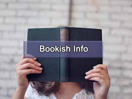 Bookish Info | Book Talk