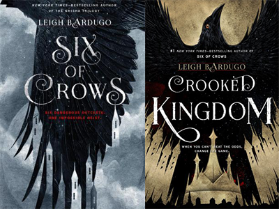 Six of Crows Duology by Leigh Bardugo | Top 5