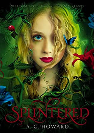 Behind the Pages Reviews Splintered