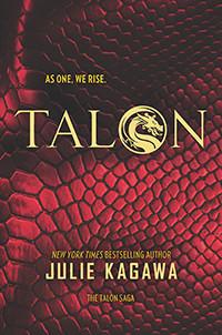 Talon by Julie Kagawa   Book Review