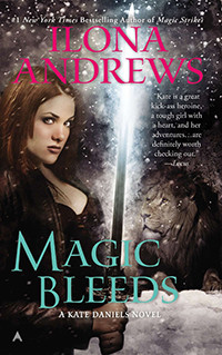Magic Bleeds by Ilona Andrews | Book Review