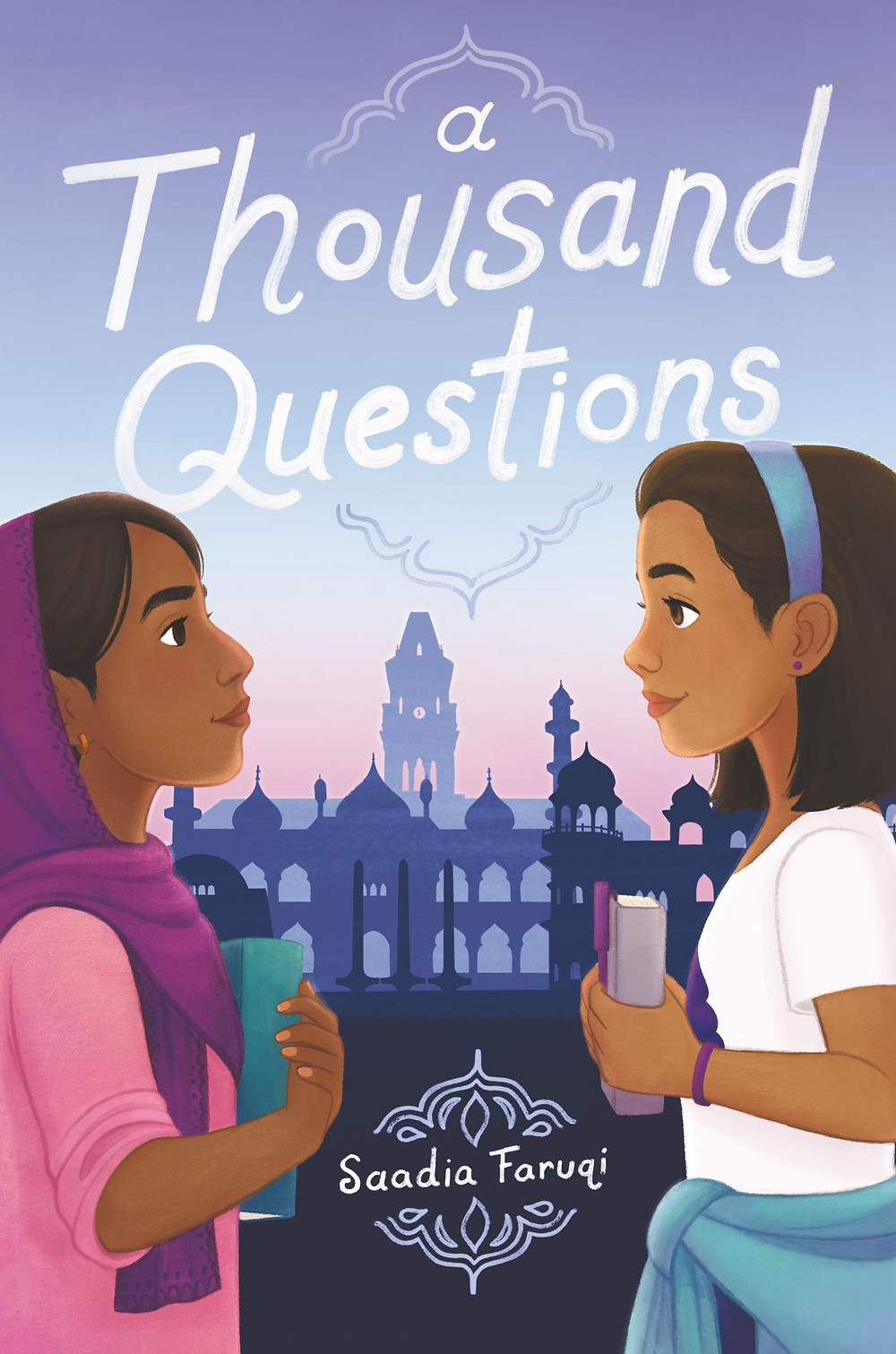 A Thousand Questions by Saadia Faruqi | Top 5