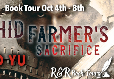 The Orchid Farmer's Sacrifice by Fred Yu | Blog Tour