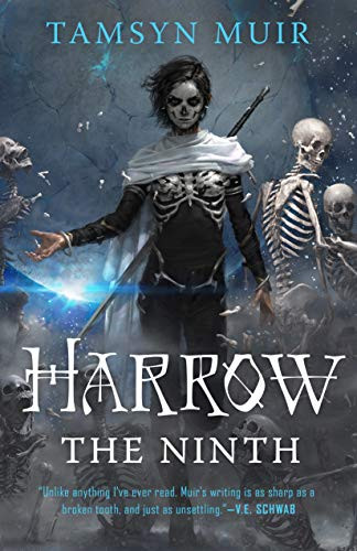Harrow the Ninth by Tamsyn Muir - Book Review