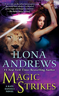 Magic Strikes by Ilona Andrews | Book Review