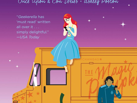 Geekerella by Ashley Poston - Book Review