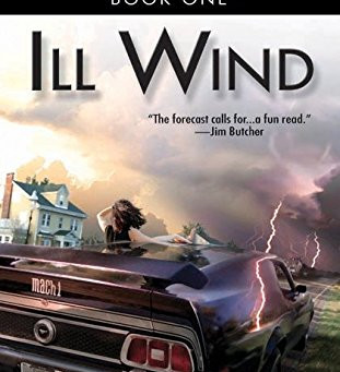 Ill Wind by Rachel Caine | Book Review