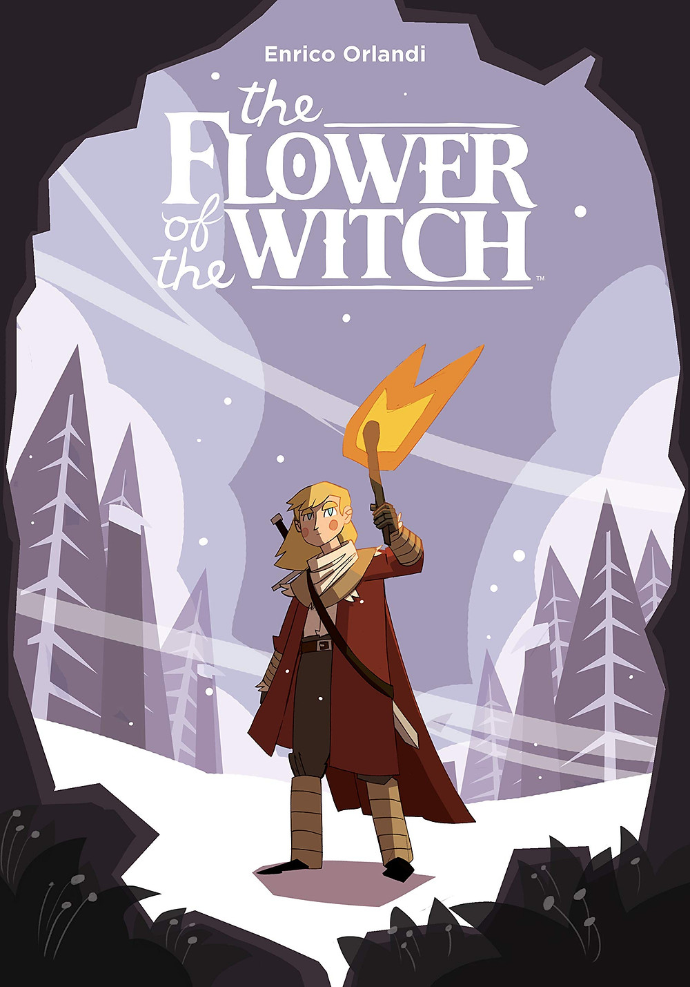 The Flower of the Witch by Enrico Orlandi | Top 5