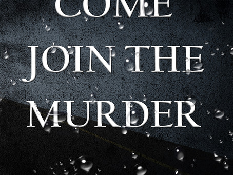 Book Tour: Come Join the Murder by Holly Rae Garcia