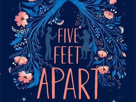 Five Feet Apart by Rachael Lippincott - Book Review