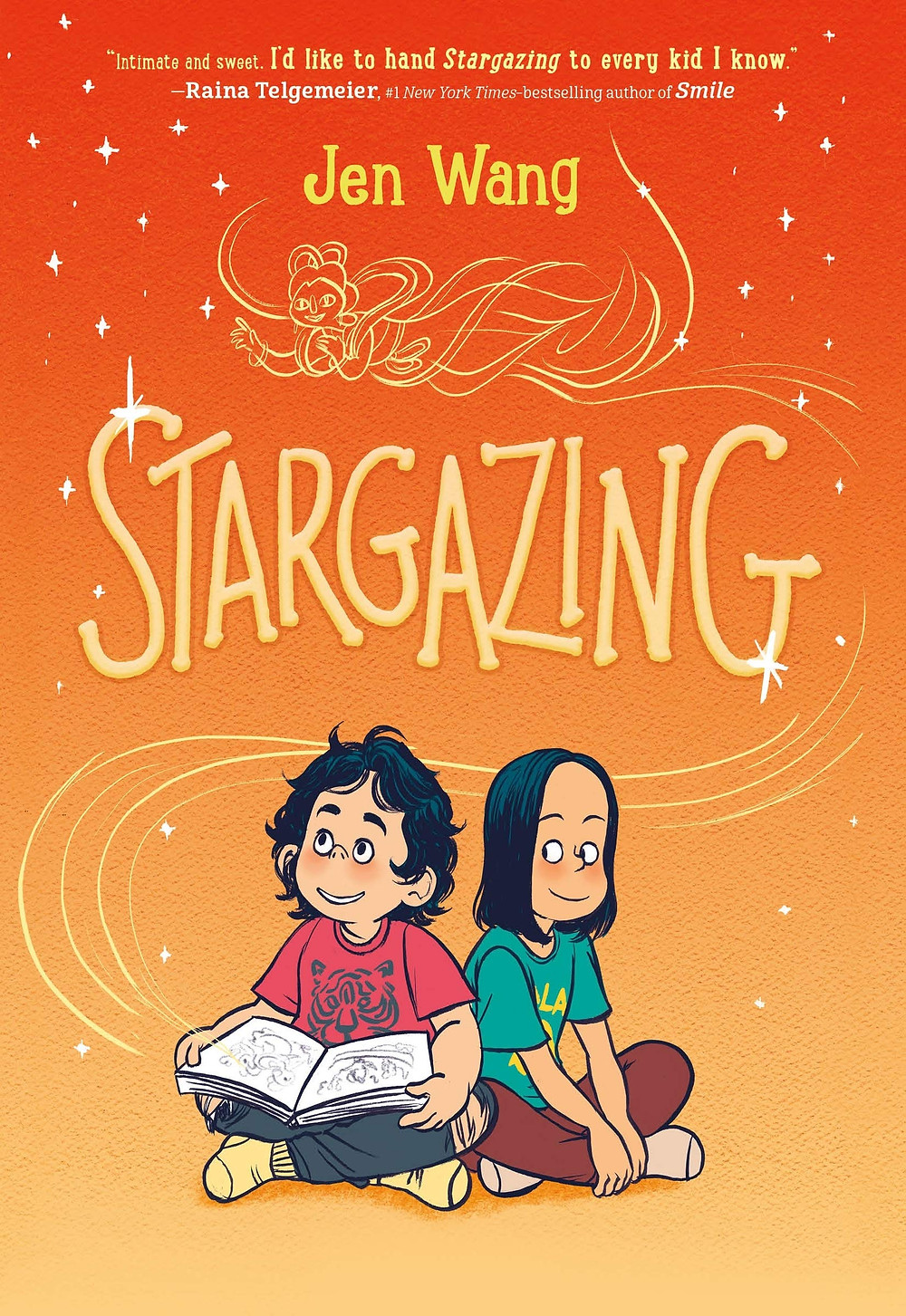 Stargazing by Jen Wang | Top 5