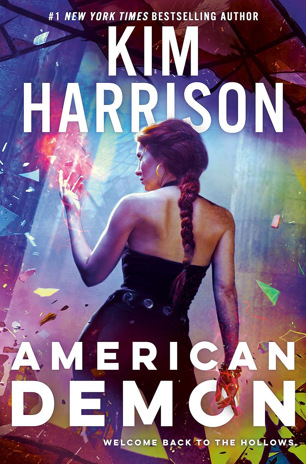 American Demon by Kim Harrison   Book Review