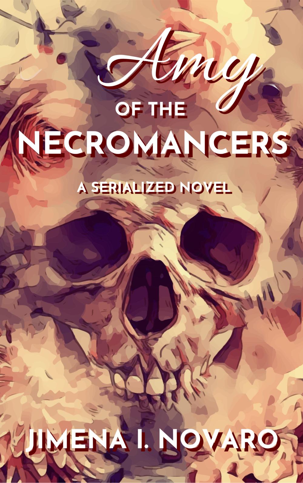Amy of the Necromancers by Jimena I. Novaro | Book Review