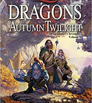 Dragons of Autumn Twilight by Margaret Weis and Tracy Hickman | Book Review