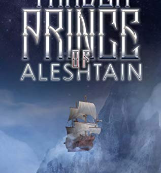 Trader Prince of Aleshtain by Ariel Paiement - Book Review