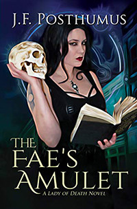 The Fae's Amulet by J.F. Posthumus | Book Review