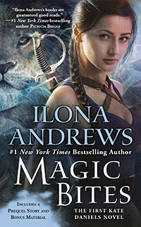 Magic Bites by Ilona Andrews | Book Review
