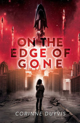 On the Edge of Gone by Corinne Duyvis | Top 5