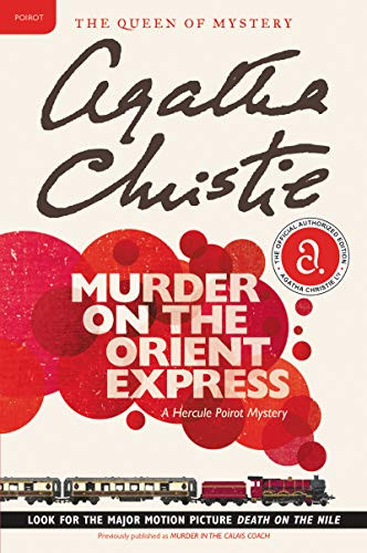 Murder on the Orient Express by Agatha Christie | Top 5 First Lines