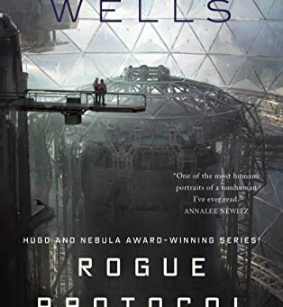 Rogue Protocol by Martha Wells | Book Review