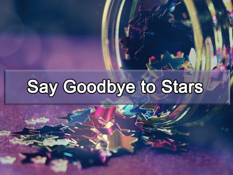 Say Goodbye to Stars | Book Talk