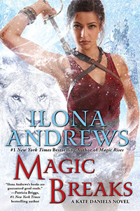 Magic Breaks by Ilona Andrews | Book Review