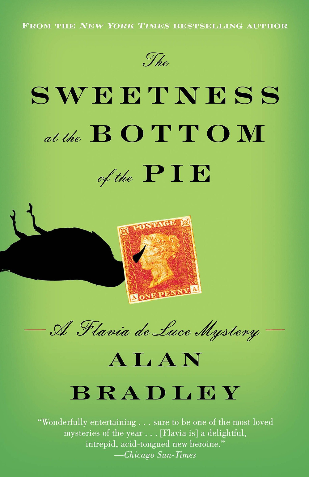Book Review of The Sweetness at the Bottom of the Pie by Alan Bradley