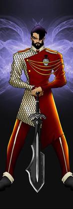 Warrior King Brenden Gorde