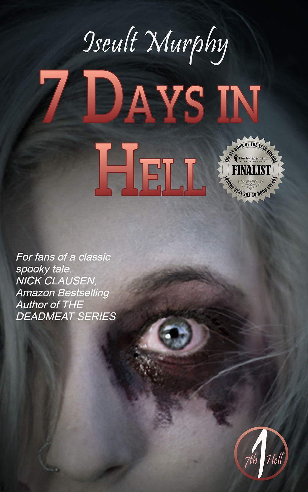 7 Days in Hell by Iseult Murphy | Book Tour