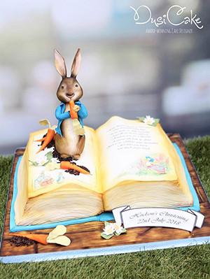 Peter Rabbit Cake | Book Talk