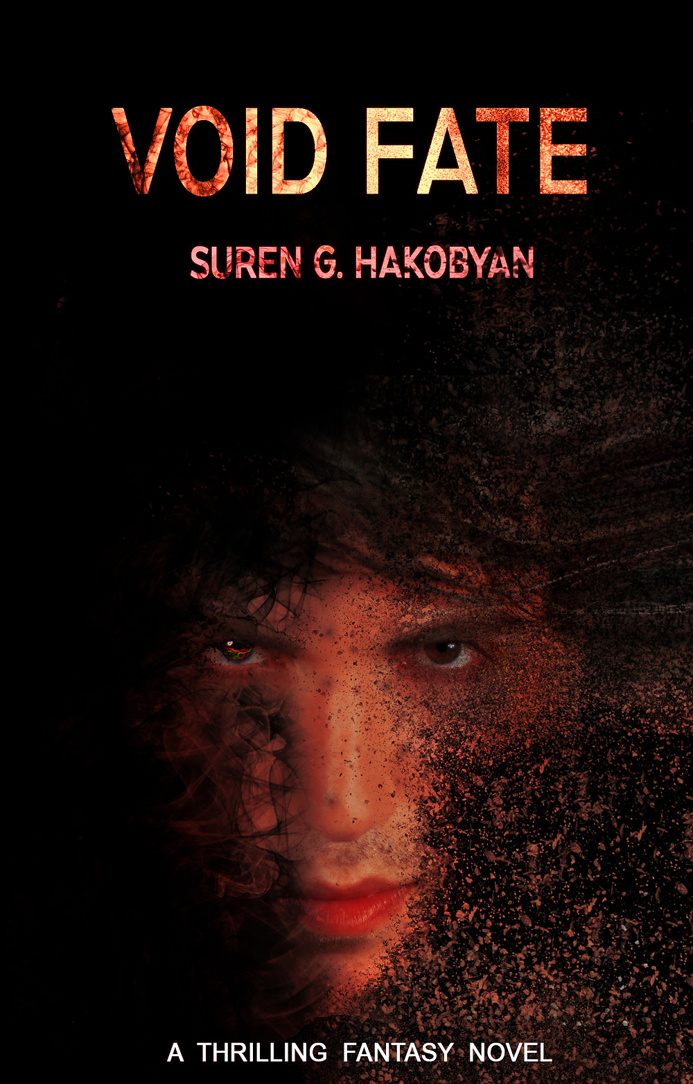 Book Review of Void Fate by Suren G. Hakobyan