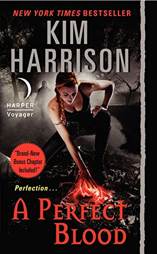 Book Review of A Perfect Blood by Kim Harrison