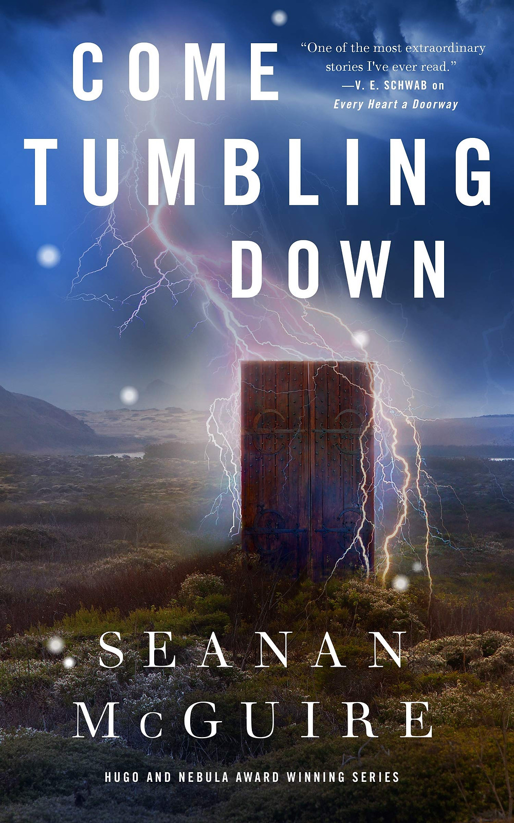 Come Tumbling Down by Seanan McGuire   Book Review