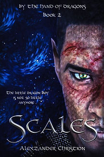 By the Hand of Dragons: Scales