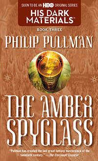 The Amber Spyglass by Philip Pullman | Book Review